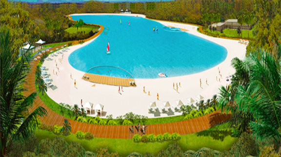 Brightwater Crystal Lagoon