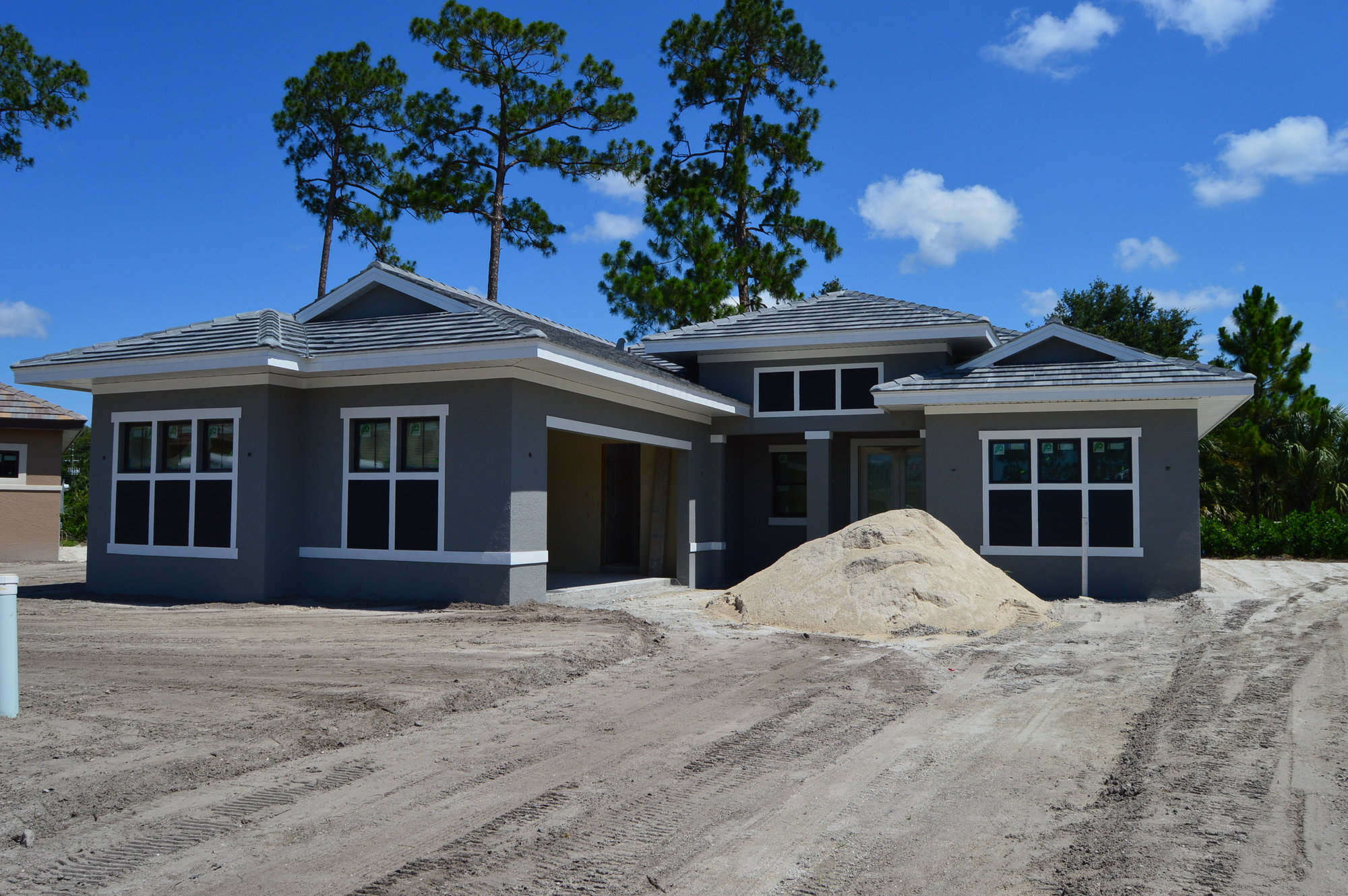 Southwest florida new construction homes for Florida house builders