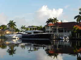 Cape Coral Florida canal homes for sale