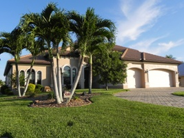 Cape Coral Custom homes for sale