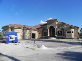 Cape Coral Custom Homes New Construction
