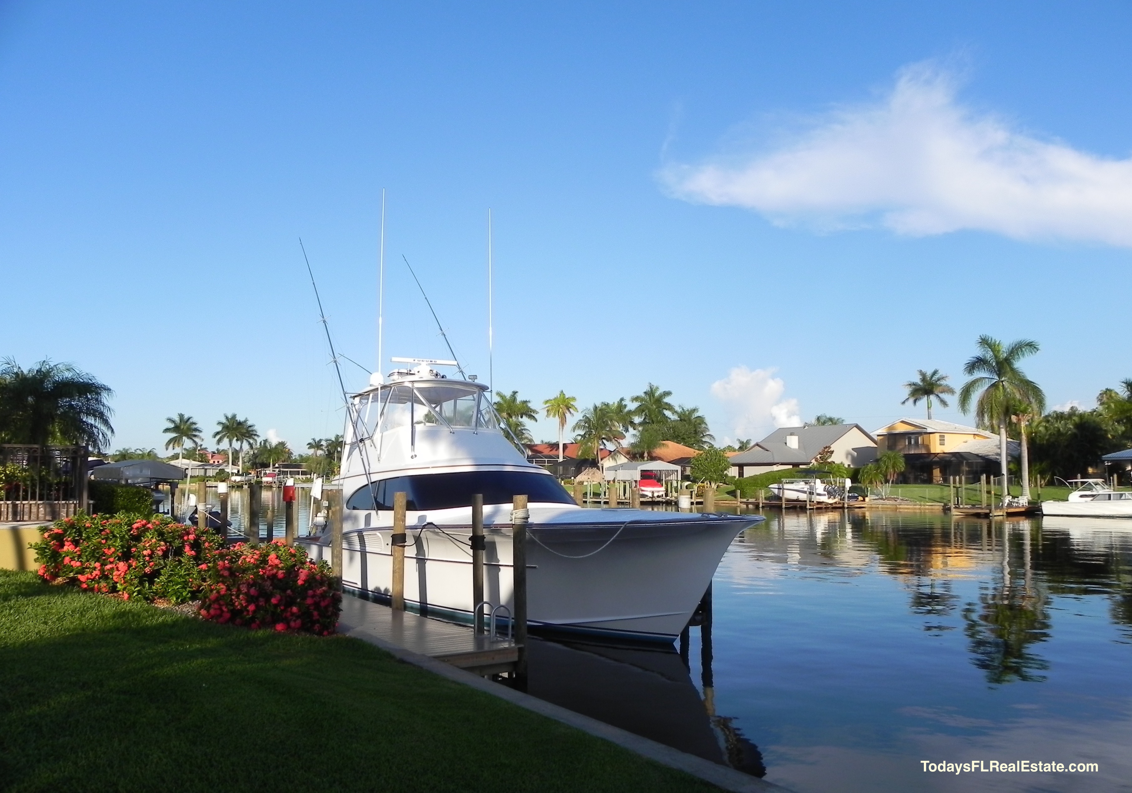 Cape Coral Waterfront Real Estate, Cape Coral Homes