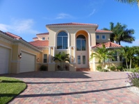New Waterfront Homes Cape Coral, New Waterfront Homes for Sale Cape Coral, Cape Coral Homes for sale