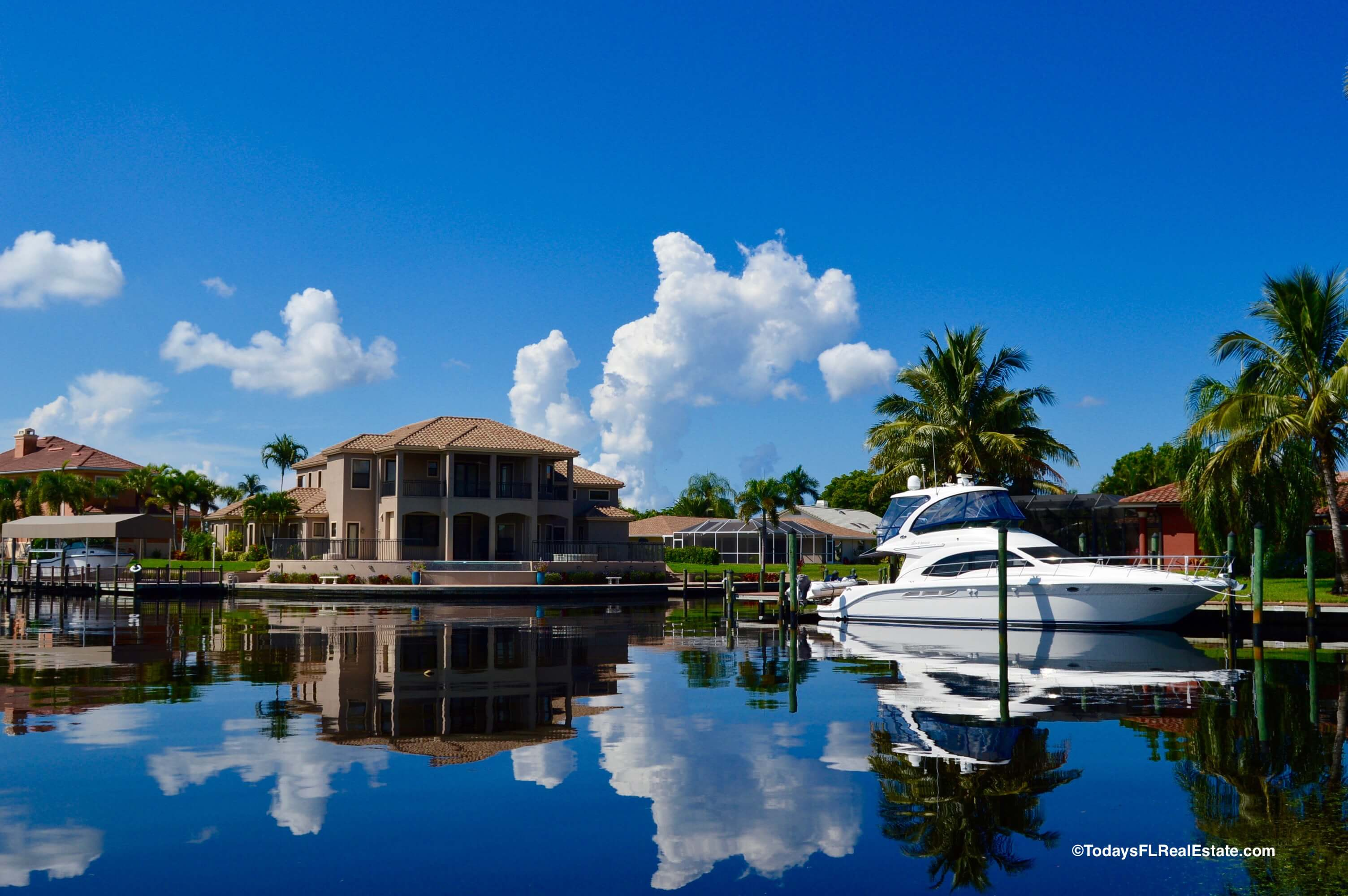 Cape Coral Waterfront Homes, Waterfront Homes Cape Coral