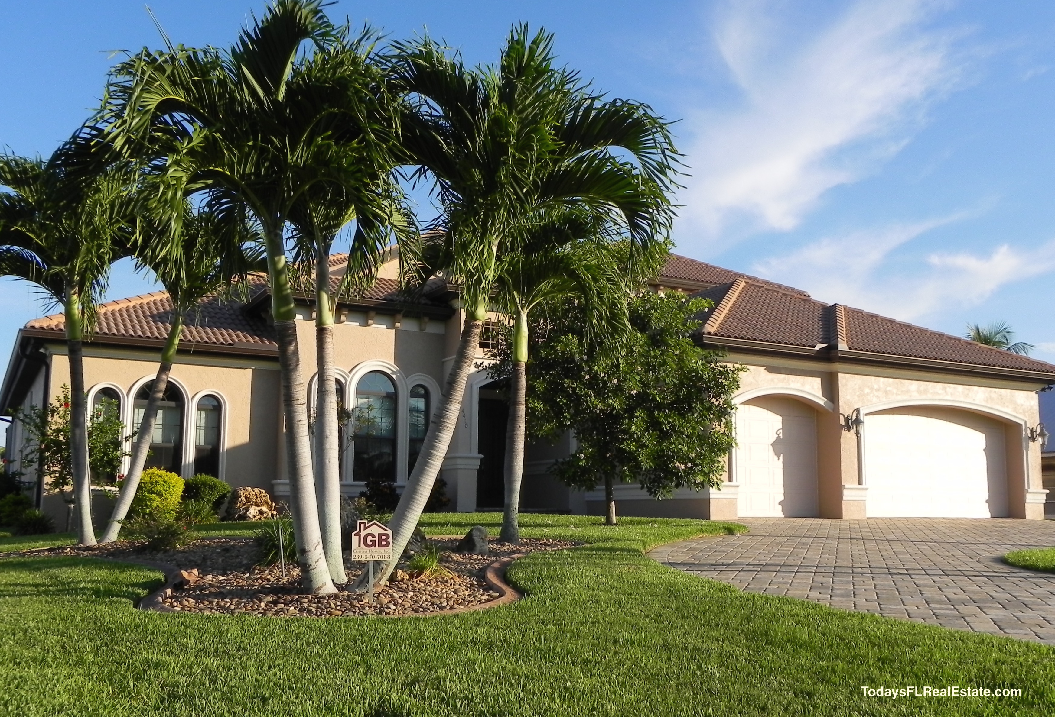 Waterfront Homes Cape Coral, Waterfront Homes Southwest Florida