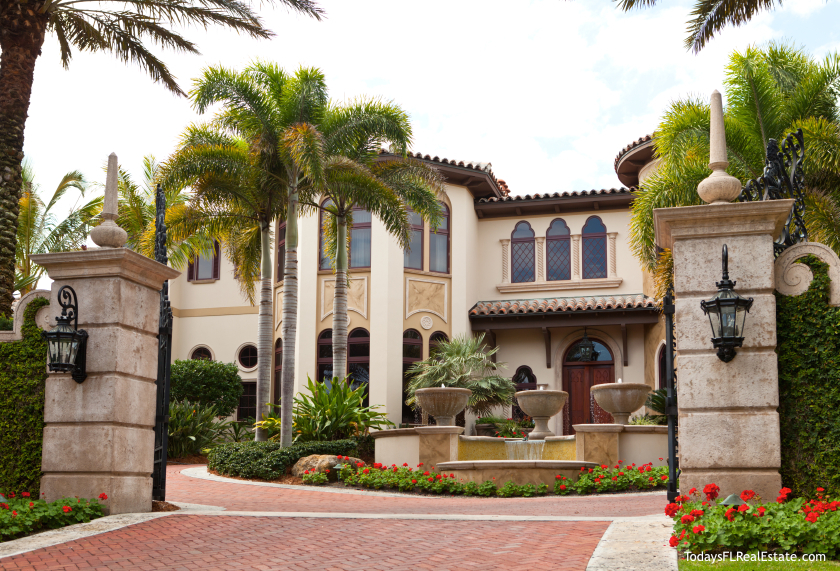 Image gallery luxury homes in florida for Luxury mansions for sale in florida