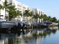 Fort Myers Beach Boating Community Condominiums for Sale, Gulf Access Fort Myers Beach