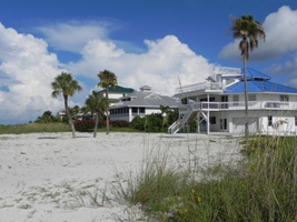 Fort Myers Beach Gulf Front Homes
