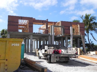 Fort Myers Beach New Construction Beachfront Homes for Sale