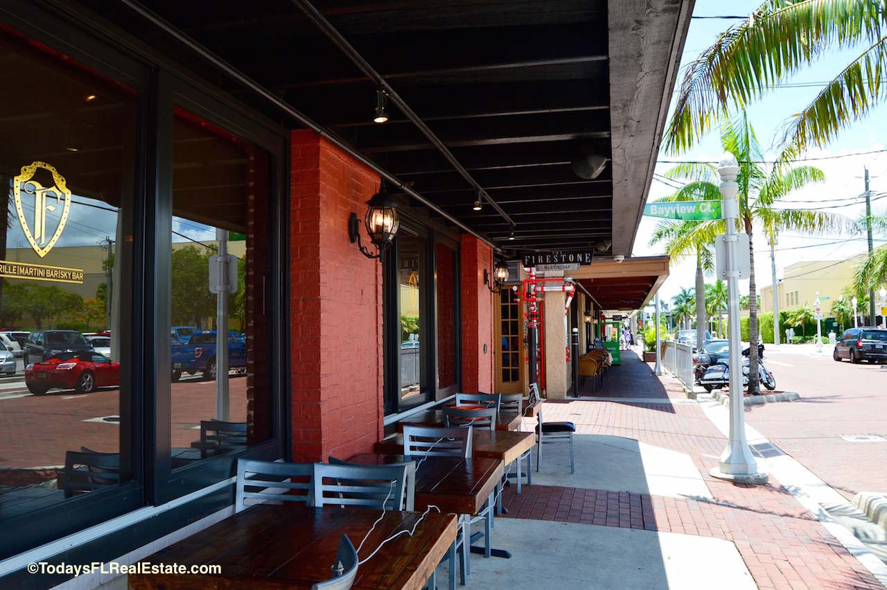 Fort Myers, The River District, Downtown Fort Myers