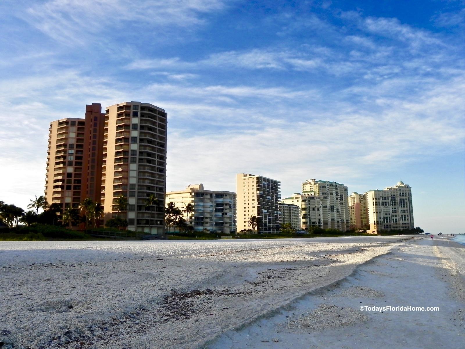 Marco Island Beachfront Condos For