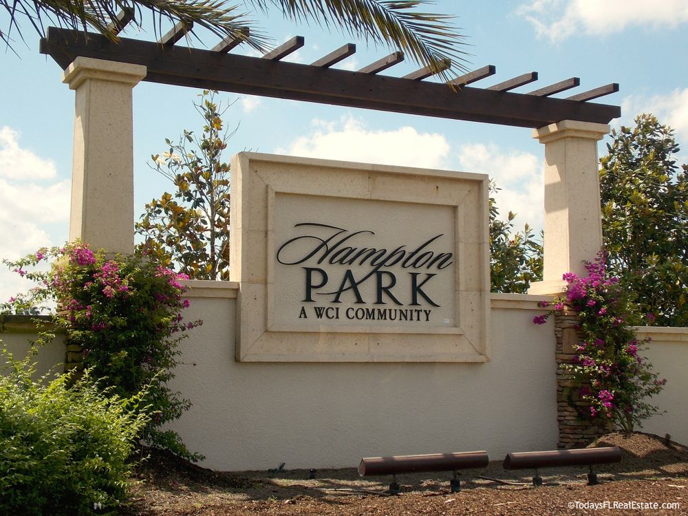 hampton park homes for sale fort myers real estate hampton park at gateway fort myers