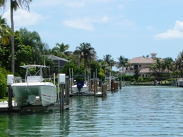 Marco Island Florida Luxury Canal and Waterfront homes for Sale