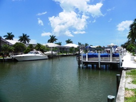 Marco Island Florida Canal Homes for Sale