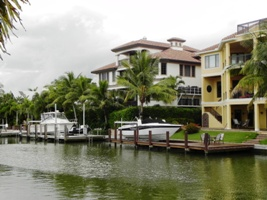 Naples Florida waterfront condos for sale,