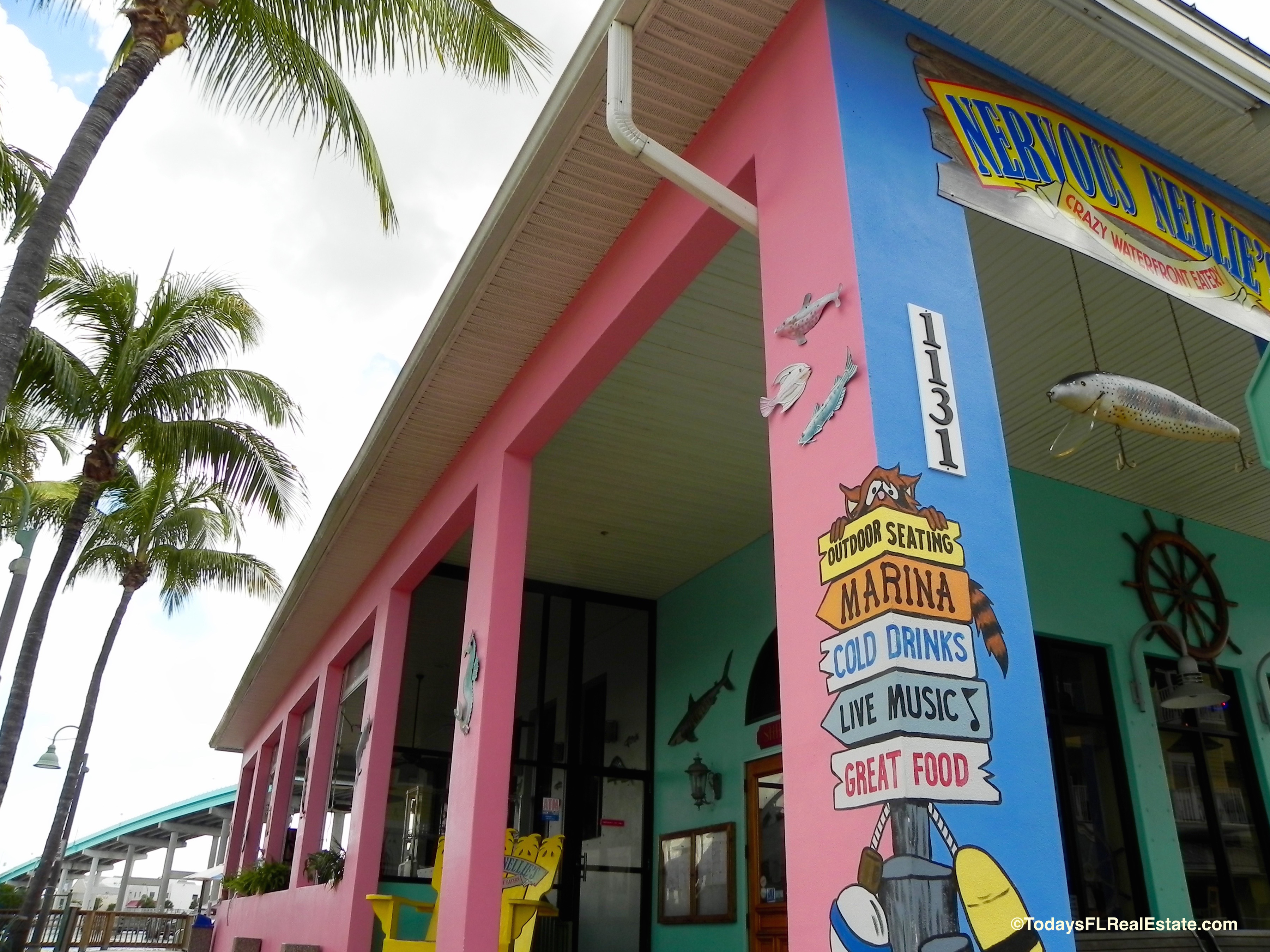 Nervous Nellie's, Nervous Nellie's Fort Myers Beach Florida
