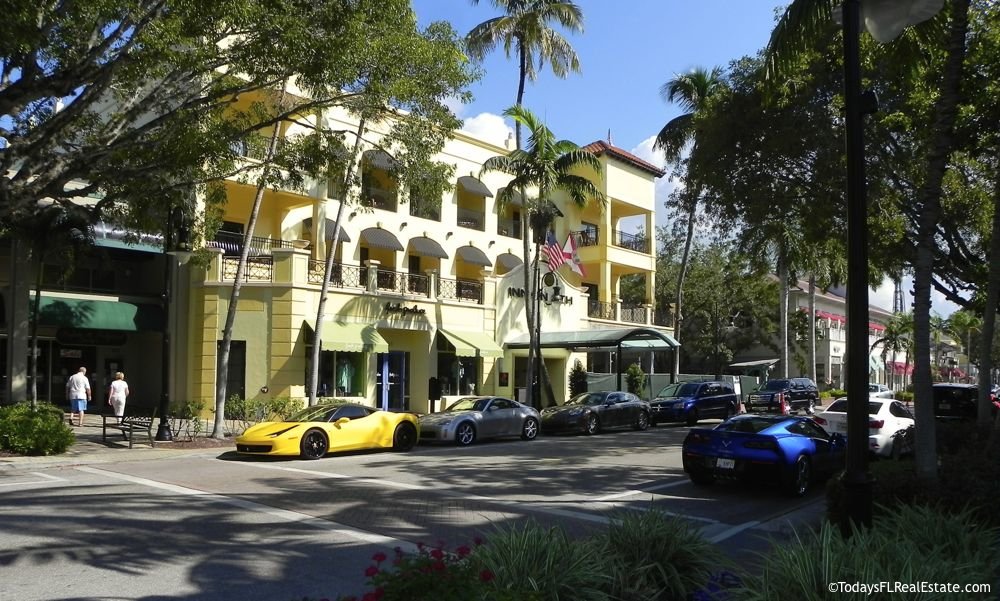 5th Avenue South Naples, Olde Naples