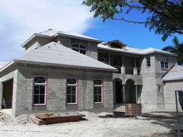 New Custom Homes in Port Royal Florida
