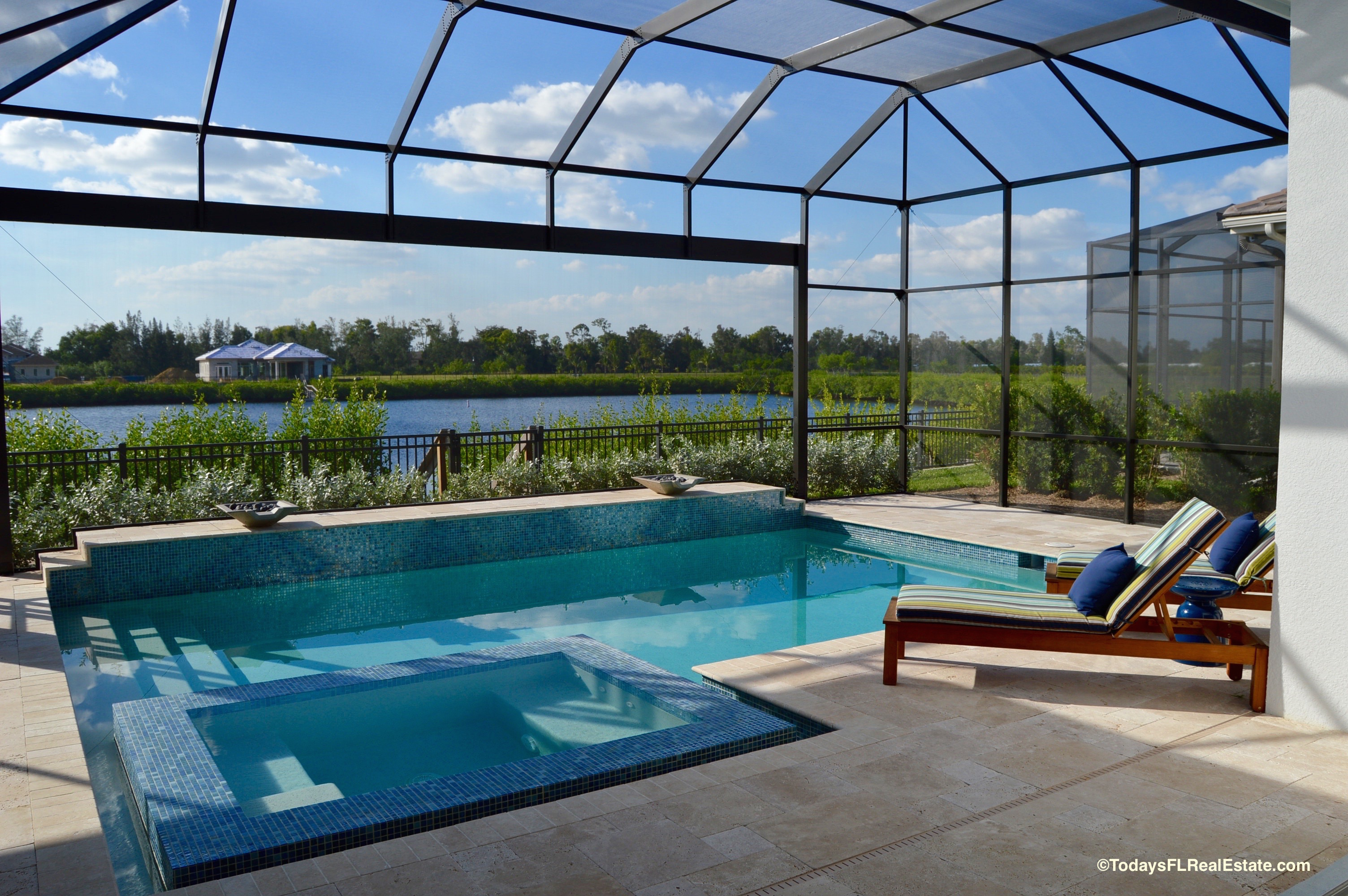 Hidden harbor homes for sale fort myers real estate Swimming pool contractors fort myers florida